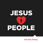 Jesus Loves People Art