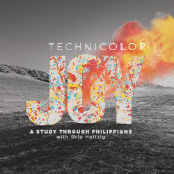 Technicolor Joy: A Study through Philippians
