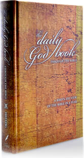 The Daily God Book Photo